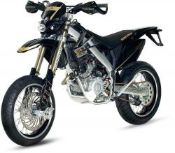 HM Super motard #14