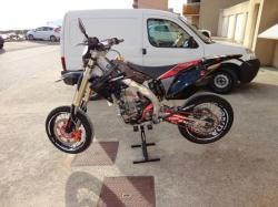 HM Super motard #15