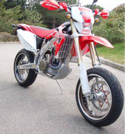HM Super motard #4
