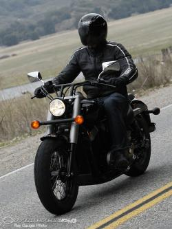 Honda 750 Shadow Phantom 2010 #10