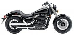Honda 750 Shadow Phantom 2010 #13