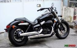 Honda 750 Shadow Phantom 2010 #4