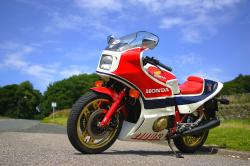 Honda CB1100R (reduced effect) 1982