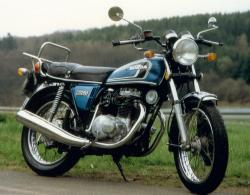 Honda CB250N (reduced effect) #15
