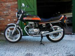Honda CB250N (reduced effect) #2