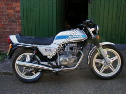 Honda CB250N (reduced effect) #4