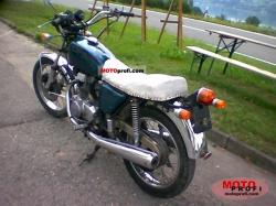 Honda CB250N (reduced effect) #5