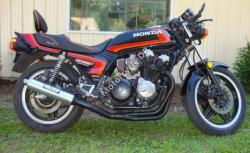 Honda CB250N (reduced effect) #9