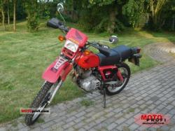 Honda CB250RS (reduced effect) 1982 #7