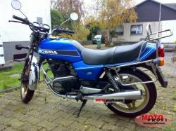 Honda CB400N (reduced effect) 1981