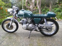 Honda CB400N (reduced effect) 1983 #10