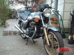 Honda CB400N (reduced effect) 1983 #2