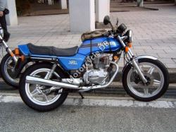 Honda CB400N (reduced effect) 1983 #3