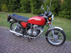 Honda CB400N (reduced effect) 1983 #5