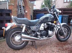 Honda CB400N (reduced effect) 1983 #6