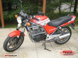 Honda CB450S (reduced effect) 1988