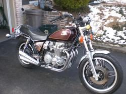 Honda CB650 (reduced effect)