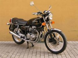 Honda CB650 (reduced effect) #12