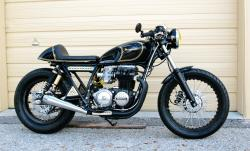 Honda CB650 (reduced effect) #8
