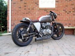 Honda CB650 (reduced effect) #9