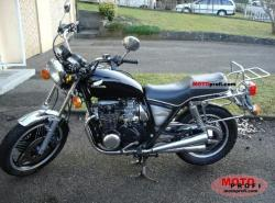 1980 Honda CB650C (reduced effect)