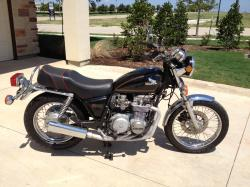Honda CB650C (reduced effect) #6