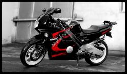 Honda CBR600F (reduced effect) 1992