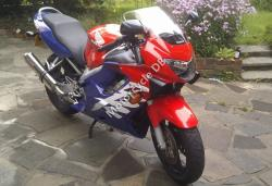 Honda CBR600F Ultima Light 2000