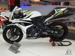 Honda CBR600RR HANNspree Ten Kate Replica 2008 #6