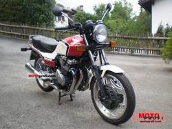 Honda CBX550F (reduced effect) 1985