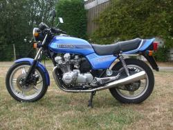 Honda CBX550F2 (reduced effect) 1982