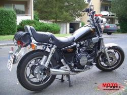 Honda CBX650E (reduced effect) 1984 #11