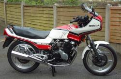 Honda CBX650E (reduced effect) 1984 #4