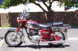 Honda CD200 Road Master