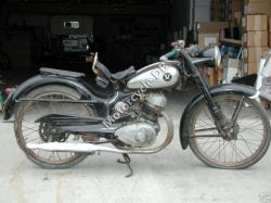 Honda CD200T Benly 1984