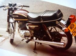Honda CD200T Benly 1984 #3