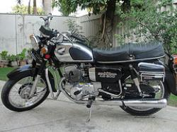 Honda CD200T Benly 1984 #5