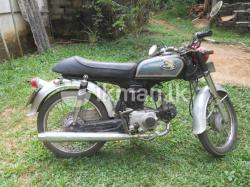 Honda CD50 Benly 2002 #3