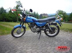 Honda CM200T (reduced effect) #14