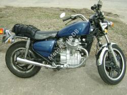 Honda CM200T (reduced effect) #9
