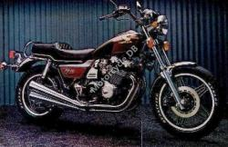 Honda CM400T (reduced effect) 1983 #9