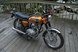 Honda CM400T (reduced effect) 1983 #13