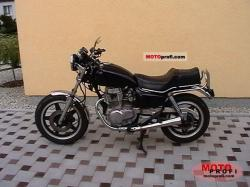 Honda CM400T (reduced effect) 1983 #2