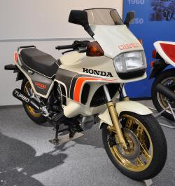 Honda CX500 Turbo 1981