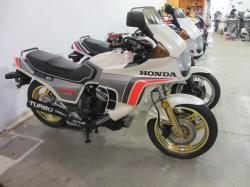 Honda CX500 Turbo 1982 #11