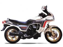 Honda CX500 Turbo 1982 #3