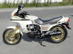 Honda CX500 Turbo 1982 #4