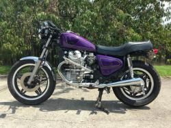 Honda CX500E (reduced effect) 1984 #10