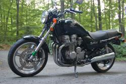 Honda CX500E (reduced effect) 1984 #11