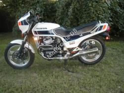 Honda CX500E (reduced effect) 1984 #2